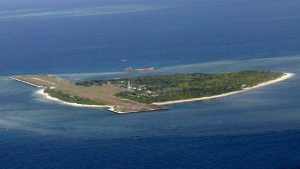 China exhorta a EE.UU. a retirar embarcaciones de zona marítima