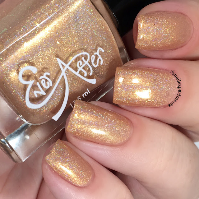 ever after polish 3 horns don't play with long necks swatch