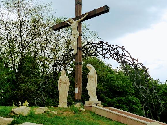 Гошевский Свято-Переображенский монастырь. 14 стация