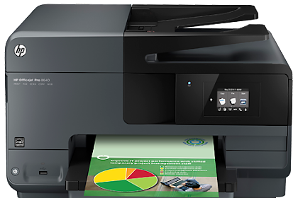 Download HP Officejet Pro 8640 Drivers