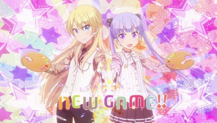 جميع حلقات انمي New Game S2 لعبة جديدة! الموسم الأول مترجم على عدة سرفرات للتحميل والمشاهدة المباشرة أون لاين جودة عالية HD
