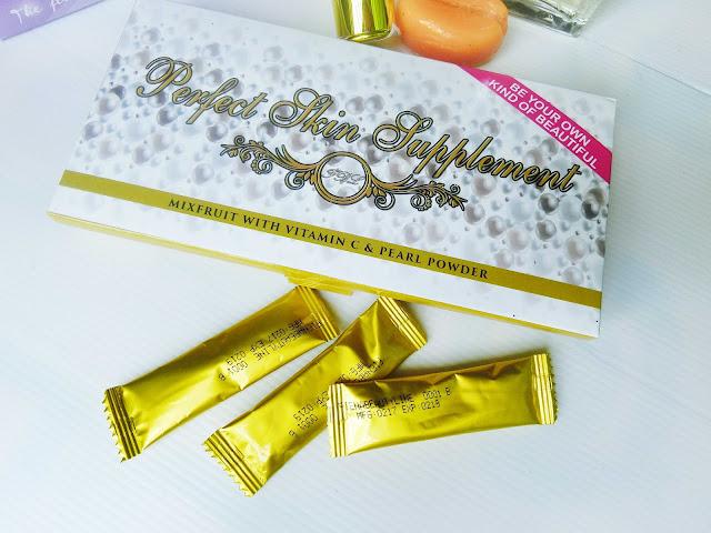 Review Perfect Skin Supplement Untuk Kulit Sihat