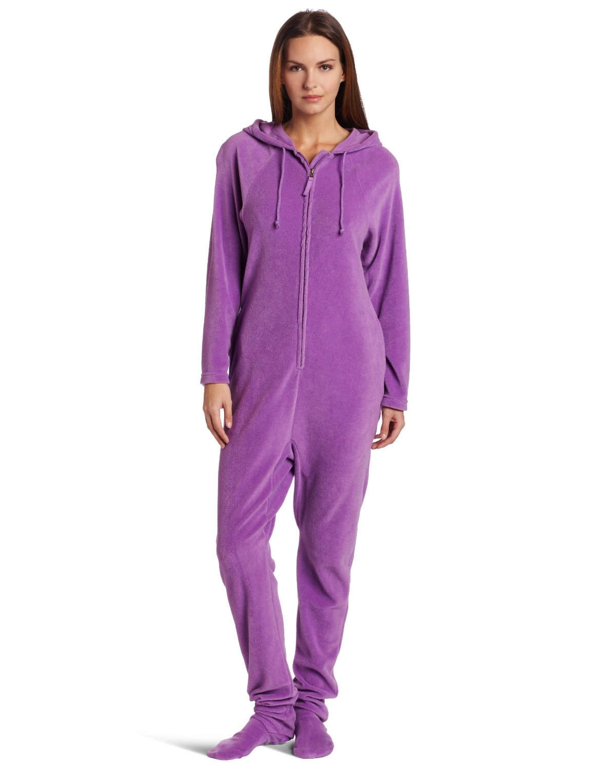 Footed pajamas, onsies and union suits that have a rear drop seat, or butt flap. Since , Big Feet Pajama Co. has offered a drop-seat option on all adult footed onesie pajamas.