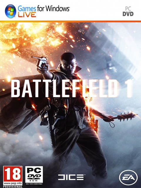 تحميل لعبة Battlefield 1 برابط مباشر + تورنت