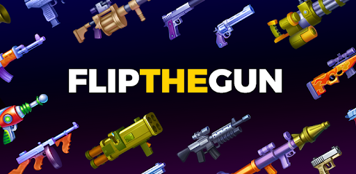 Flip the Gun - Simulator Game v1.2 Apk Mod [Dinheiro Infinito]
