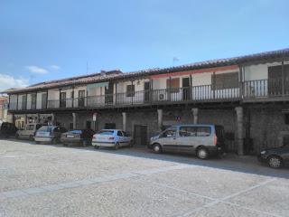 Plaza de España Cuacos de Yuste