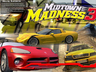 Midtown Madness 3 pc game Free Download Setup Zipped