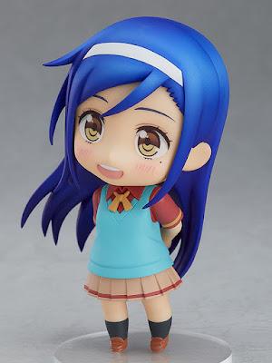 "Figuras: Gracioso Nendoroid de  Fumino Furuhashi de ""We Never Learn: BOKUBEN"""