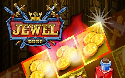 Jewel Duel - Jeu de Puzzle / Combat en Ligne