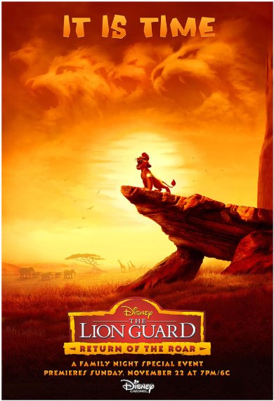 The Lion Guard Return Of The Roar (2015)
