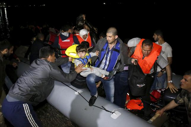 Greece And Turkey Collude For Refugees