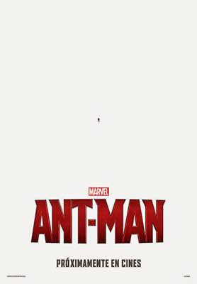 Ant Man, poster de la película de Marvel