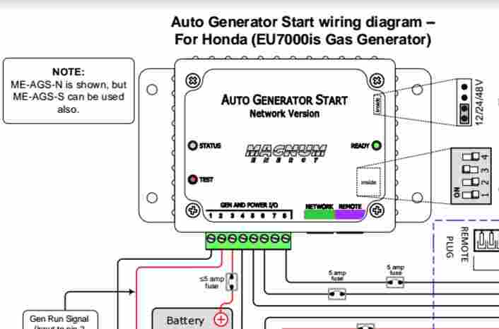 Honda Generator Wiring Diagram Pdf : Honda eu is wiring diagram service