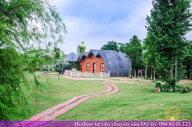 bungalow tại biệt thự sinh thái the phoenix garden