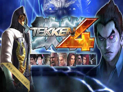 Tekken 4 Game Full Free Download For Pc | MYITCLUB