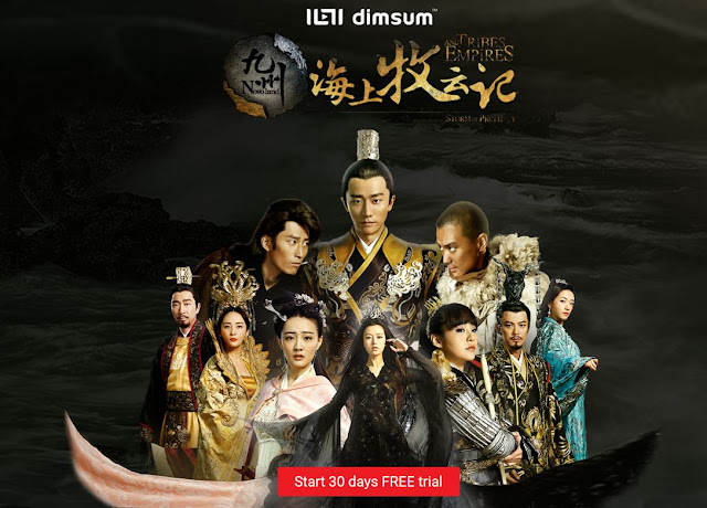 Dimsum Watch unlimited Asian entertainment