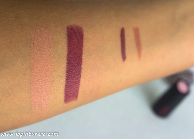 swatch labiales