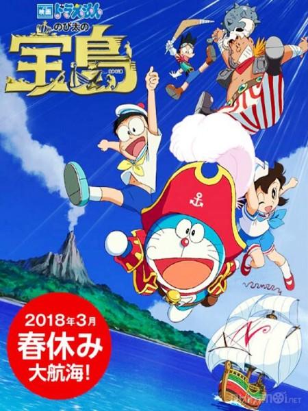Doraemon: Nobita Va Đảo Giấu Vàng
