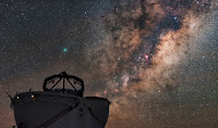 Galactic Center and Auxiliary Telescope