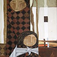 pinturas arte tradicional y folclórico