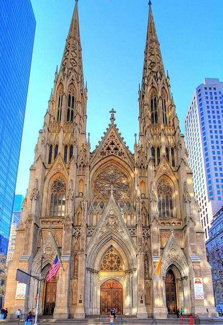 Catedral de São Patrício em New York