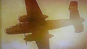 mitchell B25 bomber ww2 bommenwerper