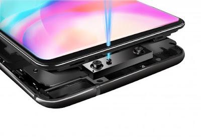 Vivo Showcases TOF 3D Sensing Technology