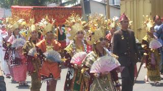 Lampung Menjadi Peserta Terbanyak dan Terpanjang