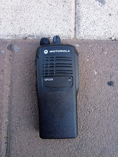Motorola VHF GP328 16ch AZH25KDC9AA3 Hand Held 2 Way Radio