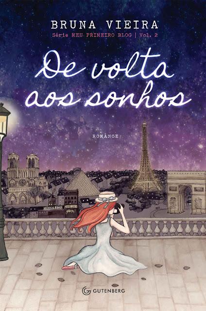 De volta aos sonhos - Bruna Vieira