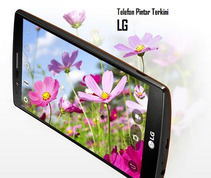 Telefon Pintar Terkini LG Malaysia 2017