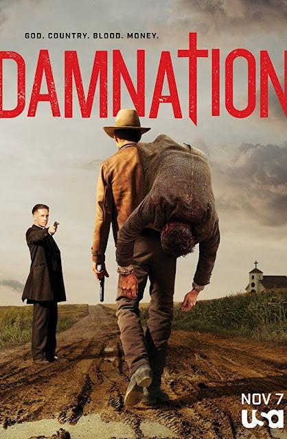 Damnation (2017-) ταινιες online seires xrysoi greek subs