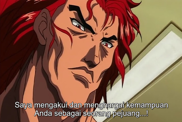 Baki The Grappler Episode 28 Subtitle Indonesia