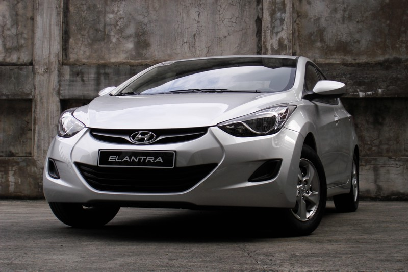 Review: 2012 Hyundai Elantra 1 6 GL & 1 8 GLS | Philippine Car News