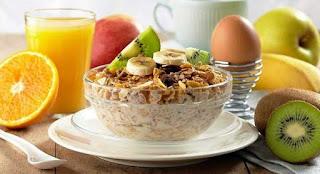 Desayuno diabético