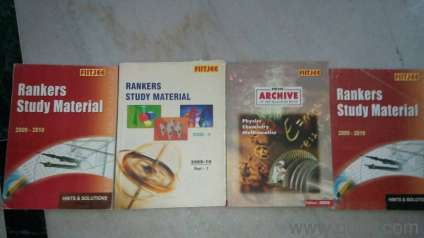 IIT JEE Chemistry Study Material for JEE Main and Advanced