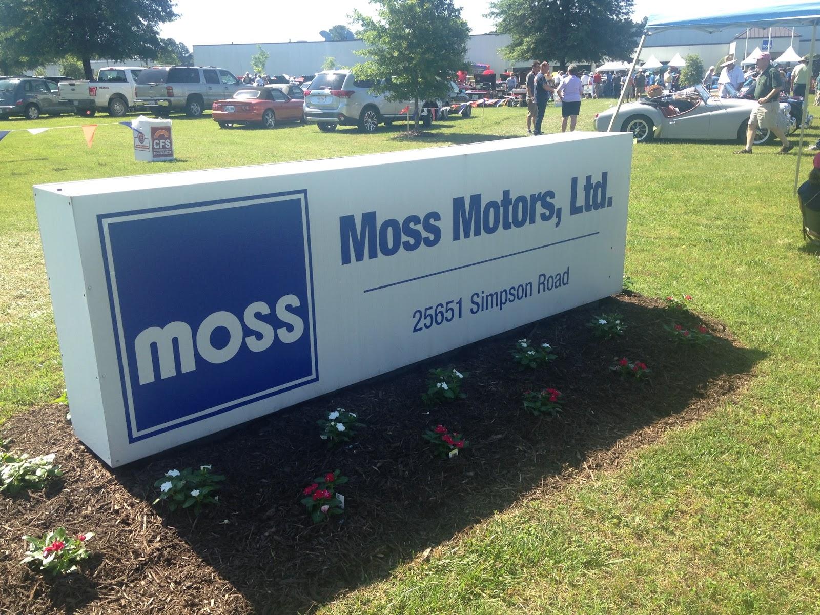 Nixon Motor Sports Moss Motors Motorfest Part I