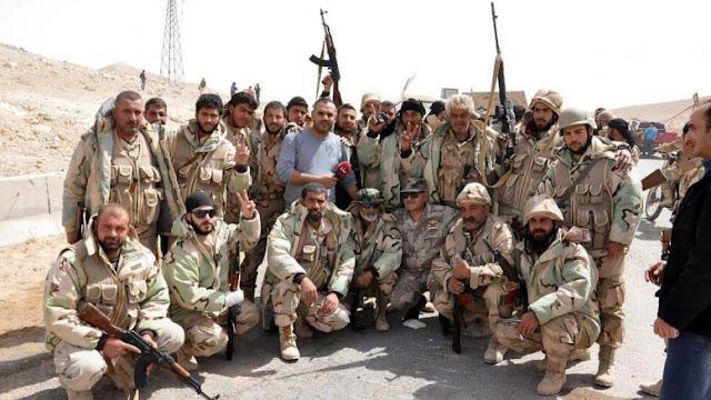 """""""Ασπίδα"""" δυνάμεων Άσαντ στους Κούρδους έναντι των Τούρκων"""