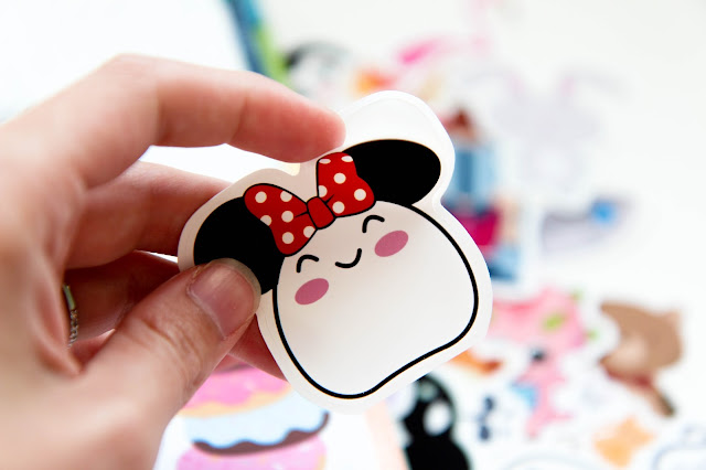 5 Ways to Use Die Cut Stickers