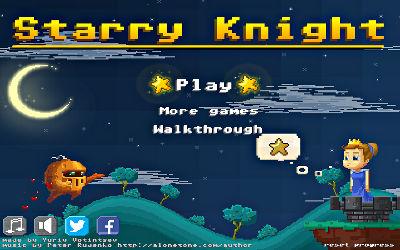 Starry Knight - Jeu de Réflexion sur PC