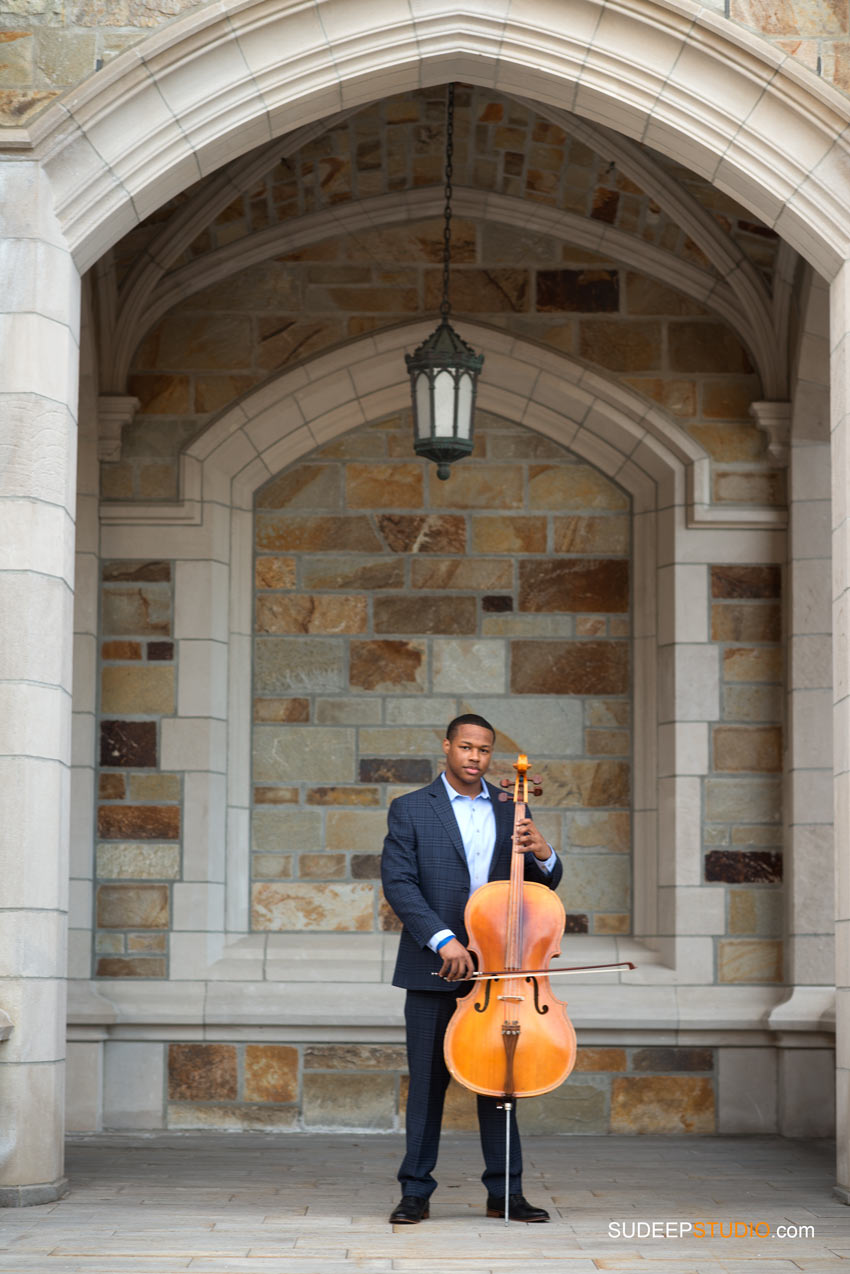 Music Theme Cello Pioneer High Ann Arbor Senior Pictures for Guys SudeepStudio.com Ann Arbor Senior Portrait Photographer