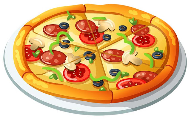 Bell Pepper Pizza Recipe