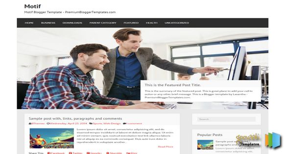 10 Responsive Blogger Templates for Tech Blogs: SEO Friendly