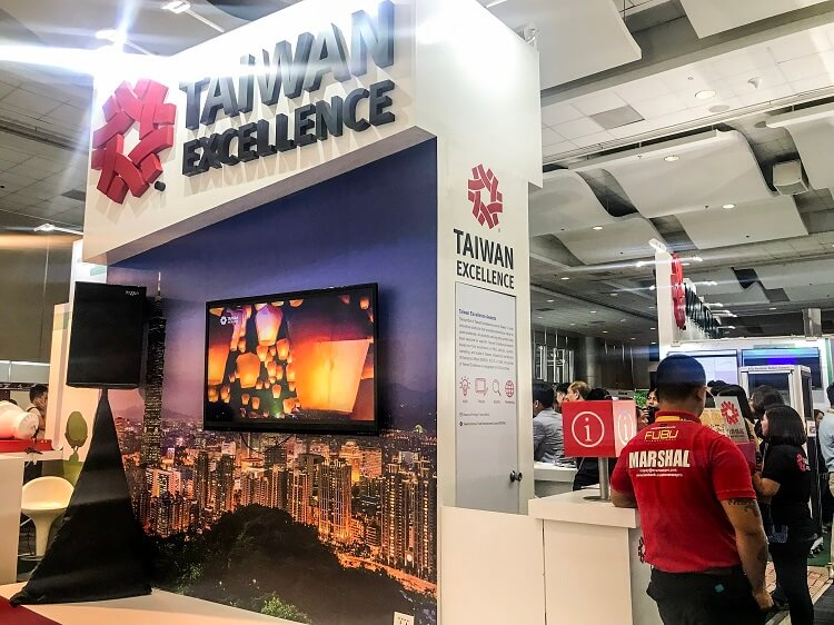 Taiwan Excellence Showcases New Innovations for Smarter Cities