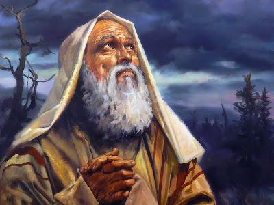 Resultado de imagen para Abraham, hombre de oración