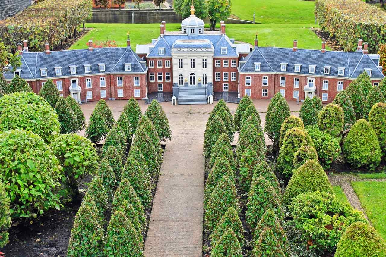 The Royal Palace of Huis ten Bosch, The Hague