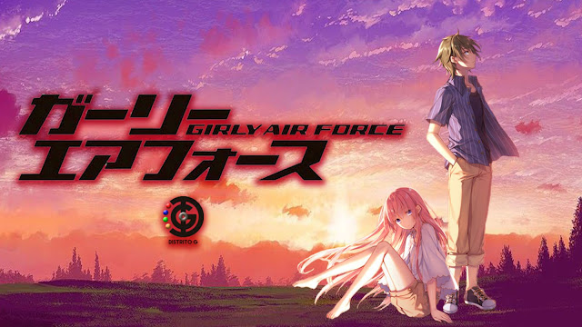 Download [Anime OST] Girly Air Force (Opening & Ending) [Completed]