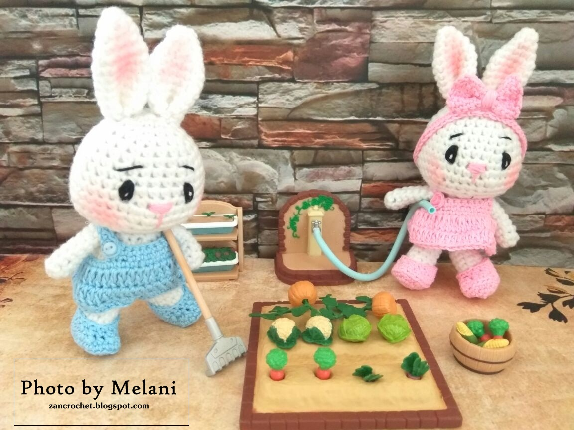 Amigurumi Tutorial: How to Embroider a Nose (teddy bear, bunny and ... | 864x1152