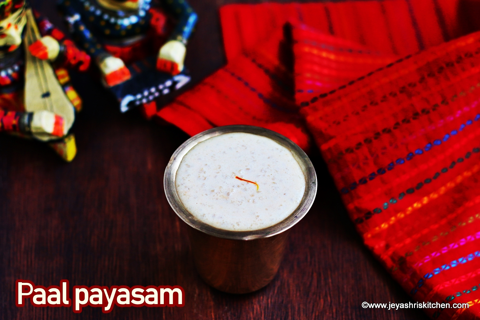 millet paal payasam recipe easy payasam recipes - Jeyashris Kitchen