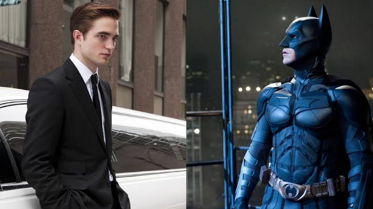 Fãs colocam Robert Pattinson em Batman Begins